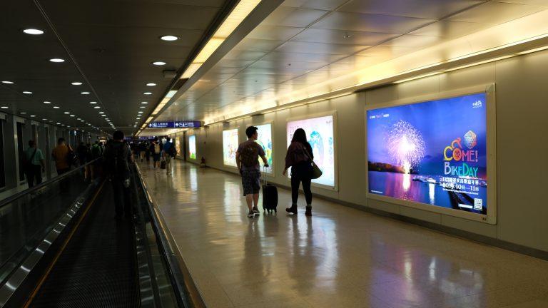 [桃園機場捷運] 直達台北車站超方便,站務員英語能力有待加強