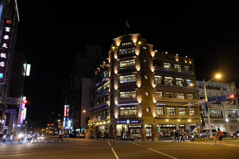 [台南] 林百貨:臺灣最古老西式百貨歷史建築,拜訪古蹟與頂樓迷你神社