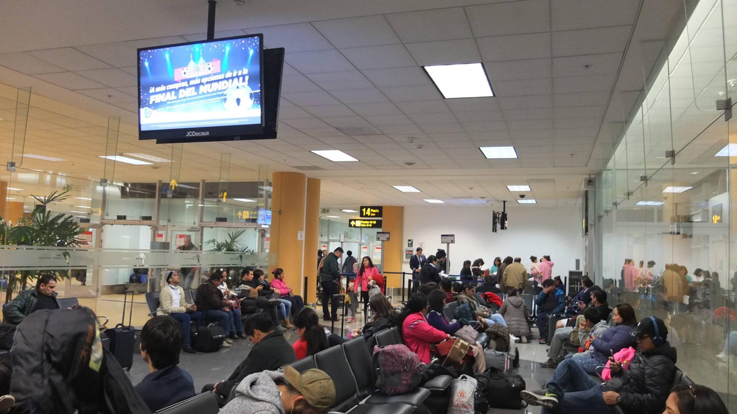 [飛行] LATAM南美航空LA2005:曙光航班飛往3400米高的庫斯科山城