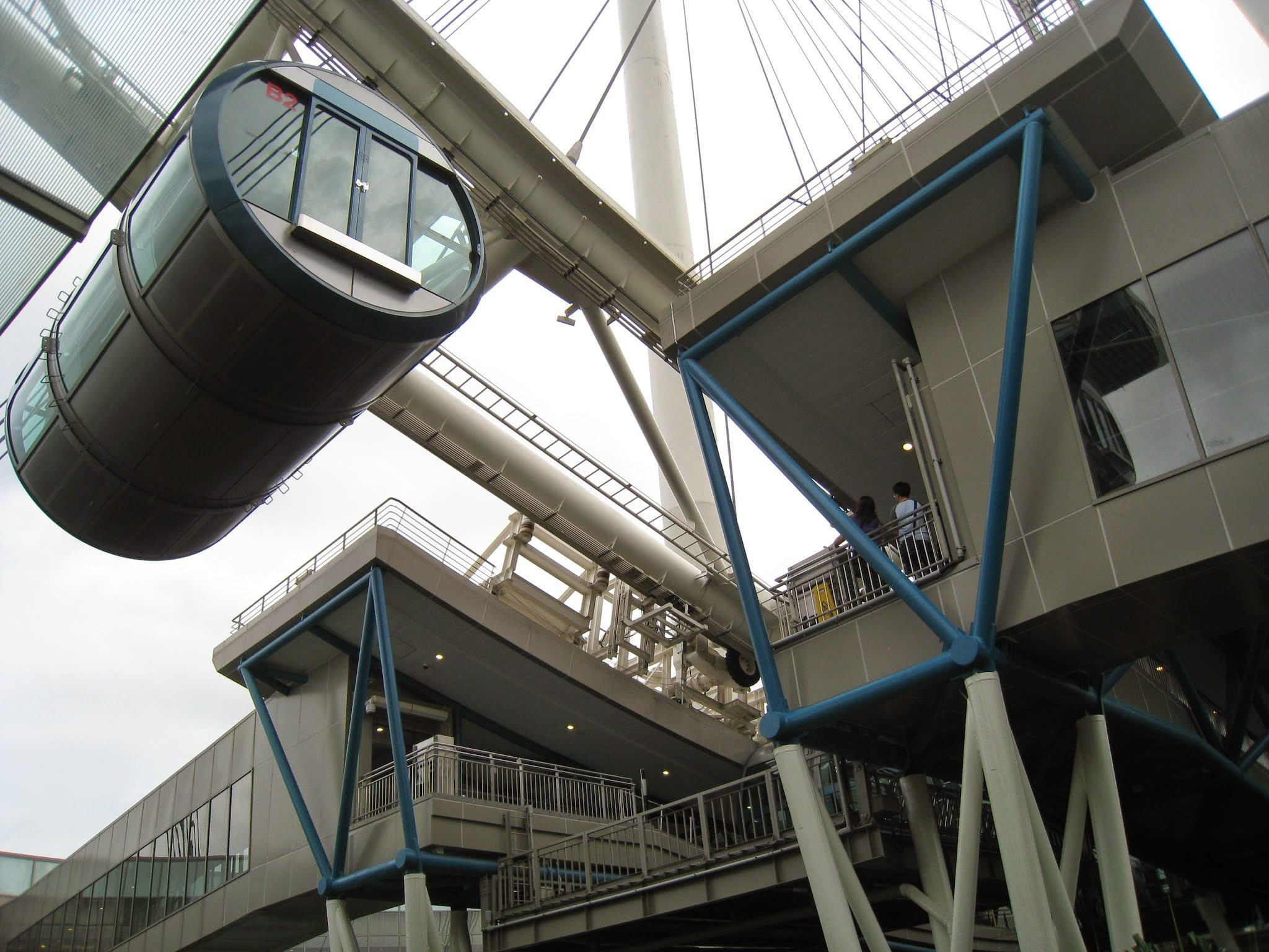 [新加坡] Singapore Flyer:全球最大巨型觀景輪,飽覽新加坡天際線