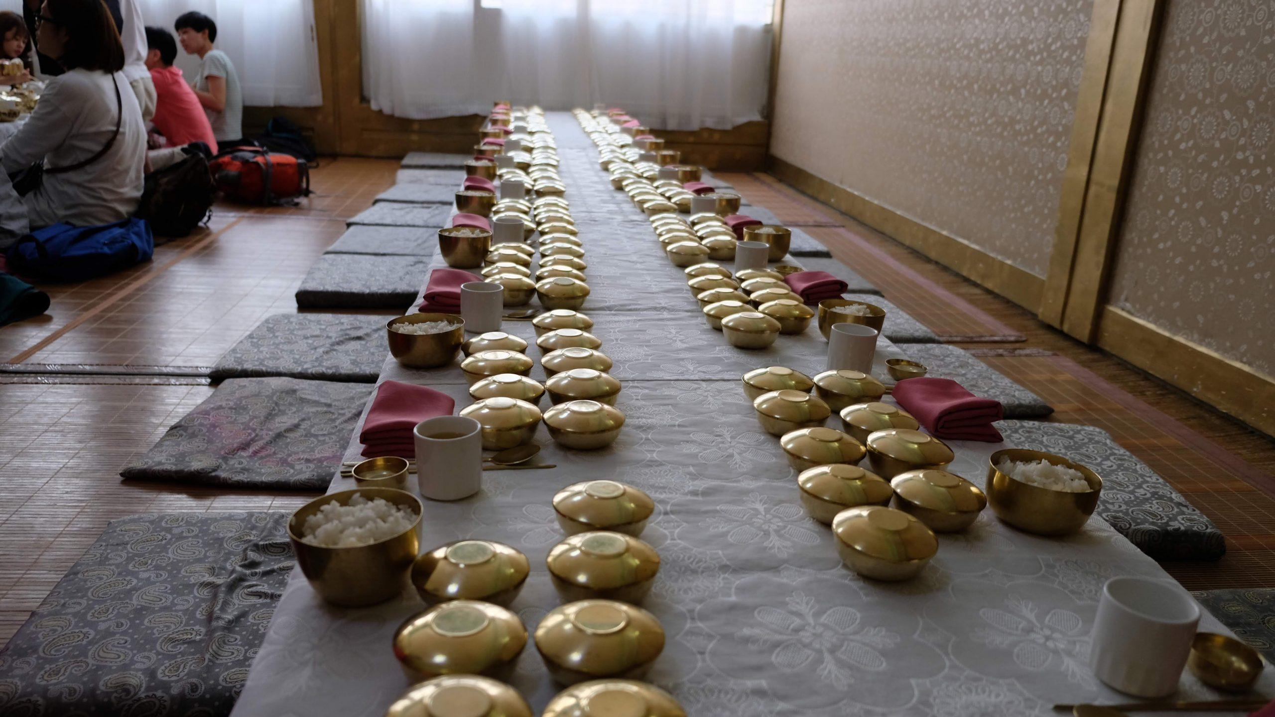 [開城] 傳統銅碗餐:穿越品嚐朝鮮御膳的風味,開城特產人蔘雞湯