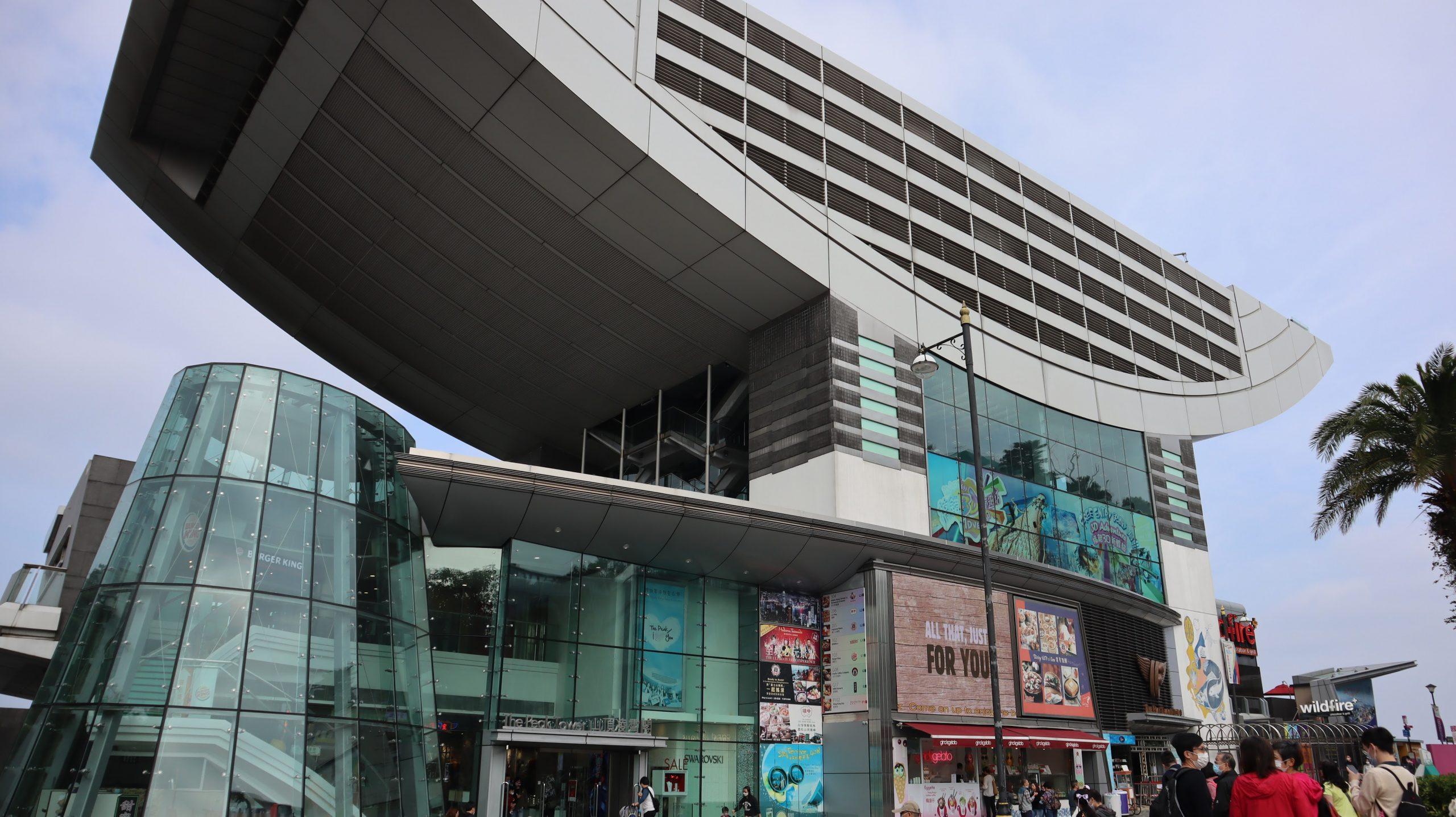 [香港] 凌霄閣摩天台428:360度觀景台無遮擋俯瞰維港